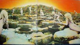 Facebook reverses ban on Led Zeppelin nude children album artwork