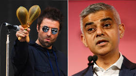 What's the story Sadiq Khan? Oasis legend Liam Gallagher slams London mayor over knife crime