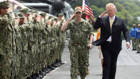 Trump tells countries to PAY UP if they want US protection in Strait of Hormuz