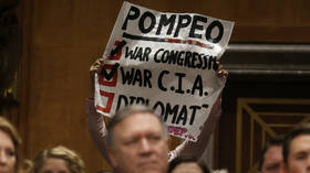 Pompeo 'is still a CIA director who takes over State Department' – China's Global Times editor