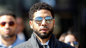 Cops release bodycam footage of actor Jussie Smollett in noose after 'attack' (VIDEO)