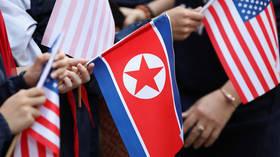 North Korea denies 'secret talks' with US, accuses Moon of lying