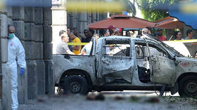 Twin suicide attacks target police in Tunis, 1 officer killed (PHOTOS)