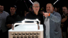 End of an era? Stocks slide as iPhone designer Jony Ive leaves Apple after 30yrs