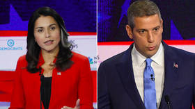 'The Taliban didn't attack us on 9/11': Tulsi Gabbard schools Tim Ryan in awkward debate moment