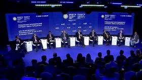 Paradigm shift: Debate at SPIEF 2019 with Peter Lavelle