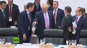 'Take a seat': Trump 'humiliates' Spanish PM at G20, says outraged Spanish press (VIDEO)