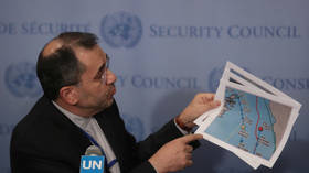 Iran files complaint with UN over violation of airspace by downed US drone