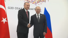 'No delays': Putin, Erdogan reaffirm S-400 deal, talk trade & bilateral ties at G20 sidelines