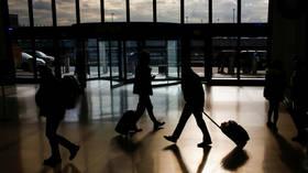Newark Airport shut down over 'airport emergency'