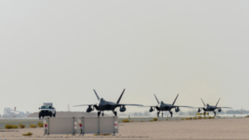 US sends more stealth fighters to Persian Gulf, as Iran tension simmers