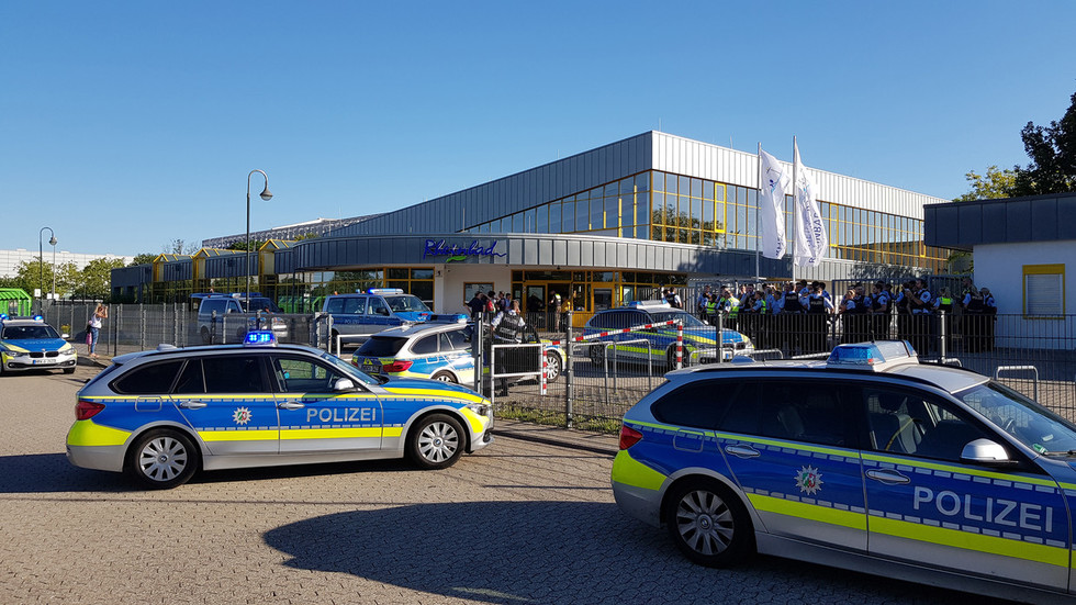 German public pool closed after HUNDREDS 'North-Africans' harass a family