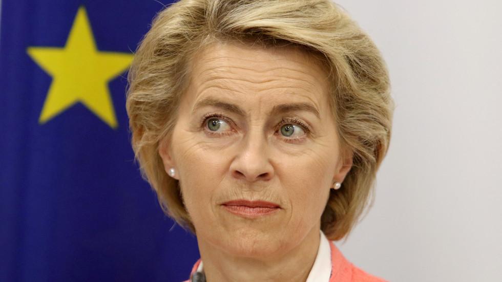Good luck to EU: Bundeswehr crumbled under von der Leyen, who is now to take helm of the union