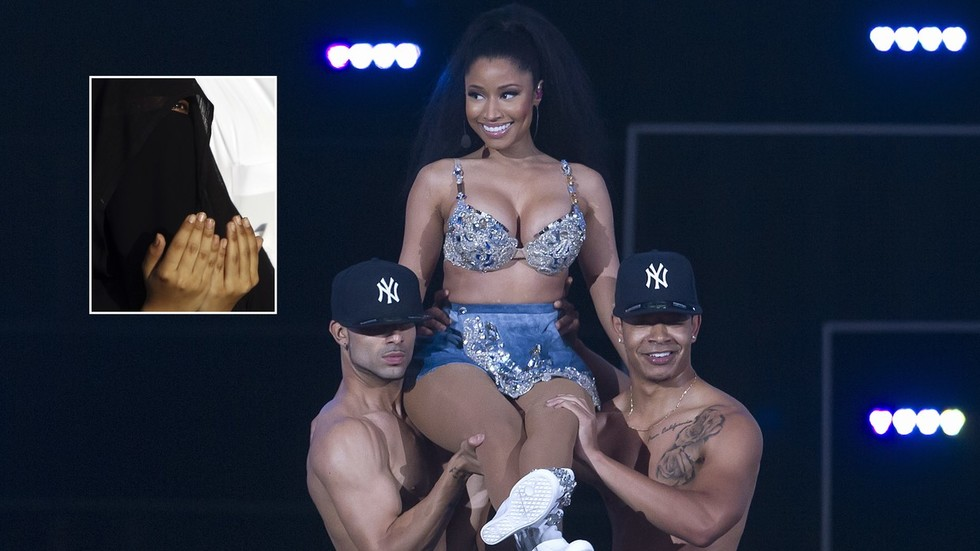 'What the f**k?! You ask to wear abaya to Nicki Minaj?': Shock over Saudi concert dress code