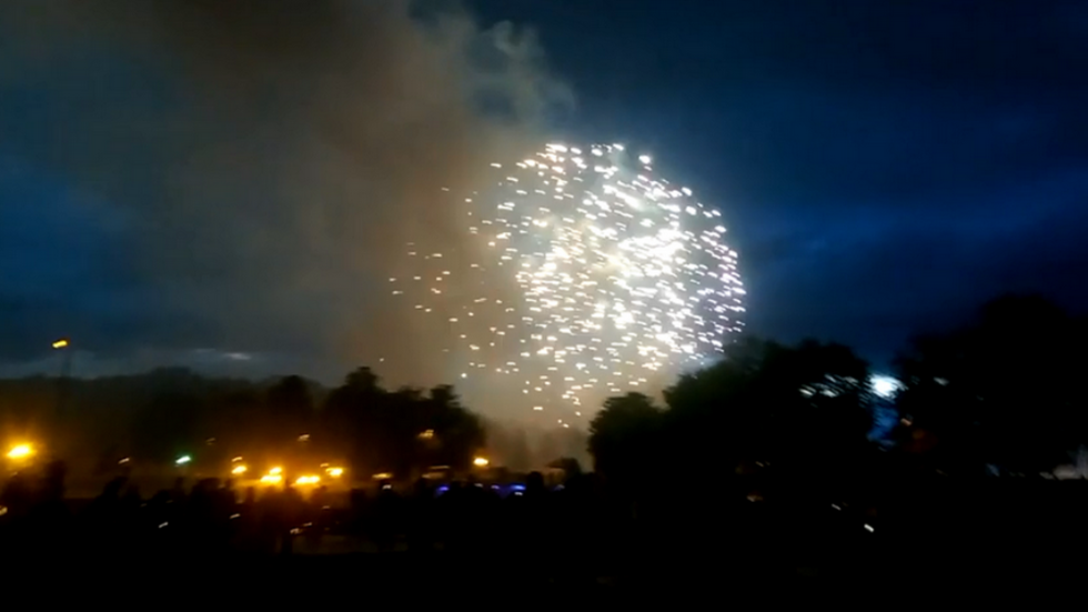 1 person killed after Minsk firework extravaganza goes terribly wrong (VIDEOS)