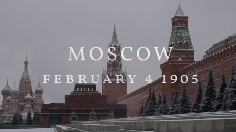 Time machine? Netflix's 'The Last Czars' shows Red Square in 1905 with Lenin's mausoleum