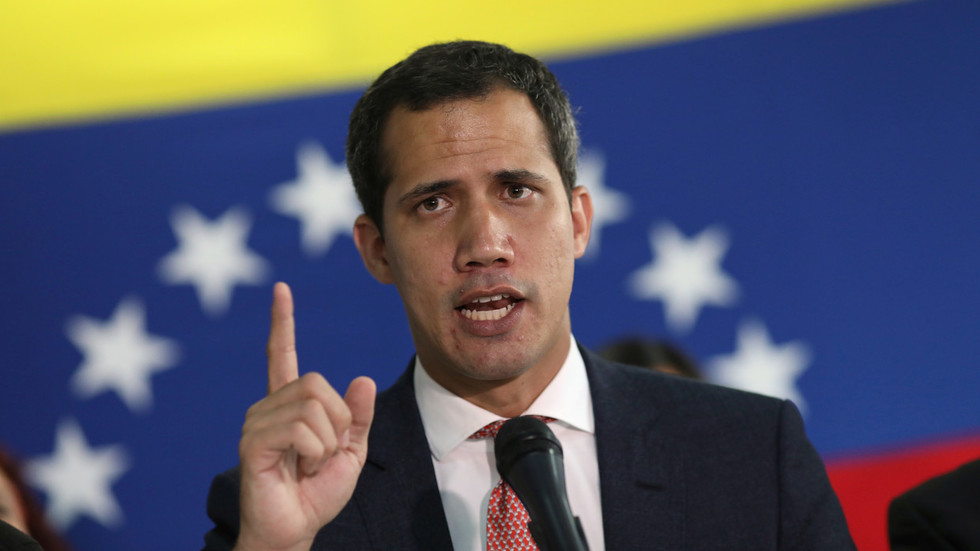 Get back to sinful earth and dialogue: Putin on Guaido, who declared himself president 'before God'