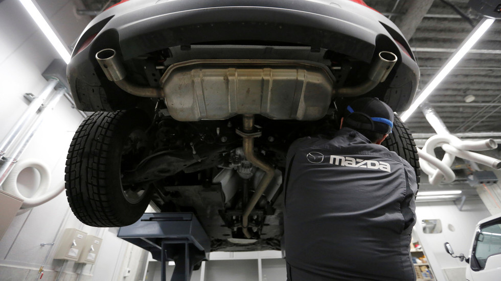 Wheels come off Mazda 3 in Australia: Over 3,000 cars recalled over defect