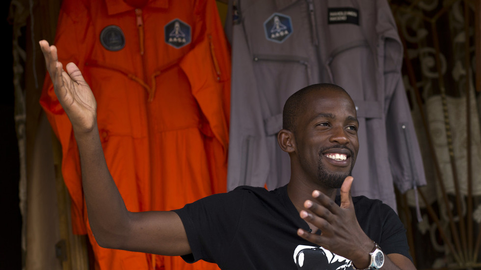 Would-be first black African in space dies in motorcycle crash