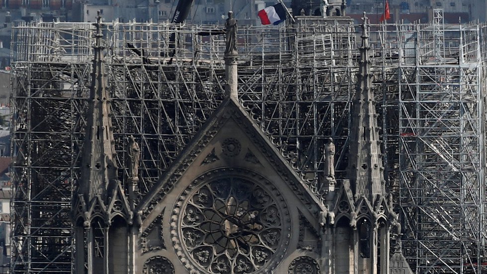 Quick on pledges, slow on cash: France's mega rich in no hurry with promised donations to Notre Dame