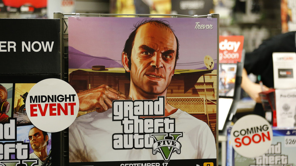 Pakistani politician mistakes GTA 5 video game for real-life footage