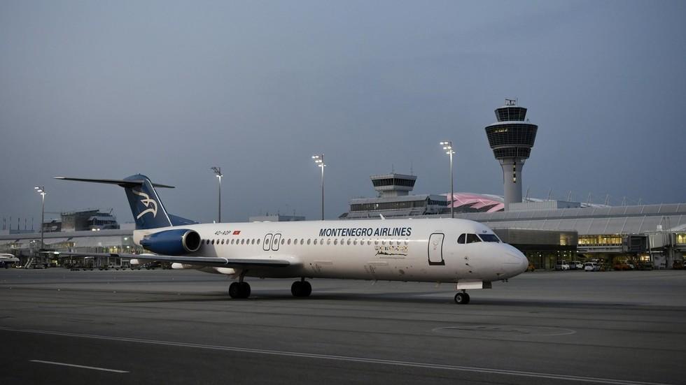 Montenegro airliner pilot faints MID-FLIGHT prompting emergency landing