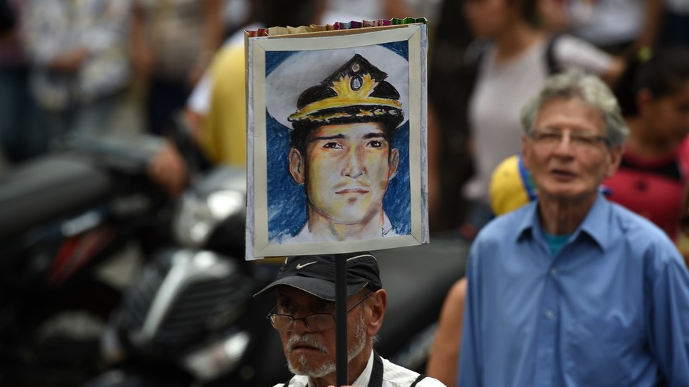 US slaps Venezuela military intelligence body with new sanctions