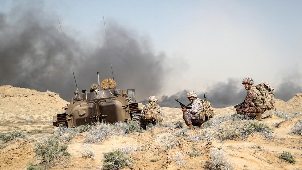 Iran strikes 'terrorists' at Iraqi Kurdistan border after attack that killed 3 IRGC troops