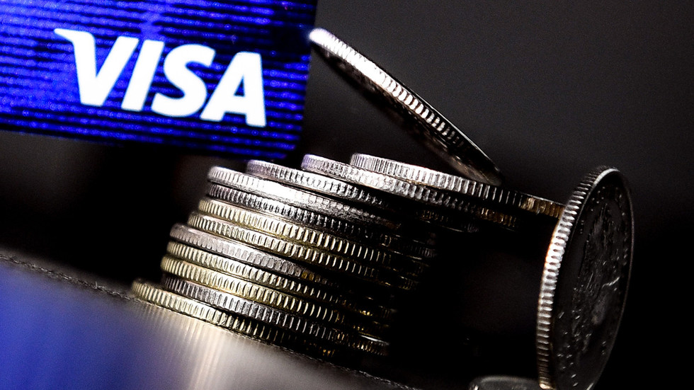 Visa vows not to refuse to process payments in Russia in compliance with US sanctions
