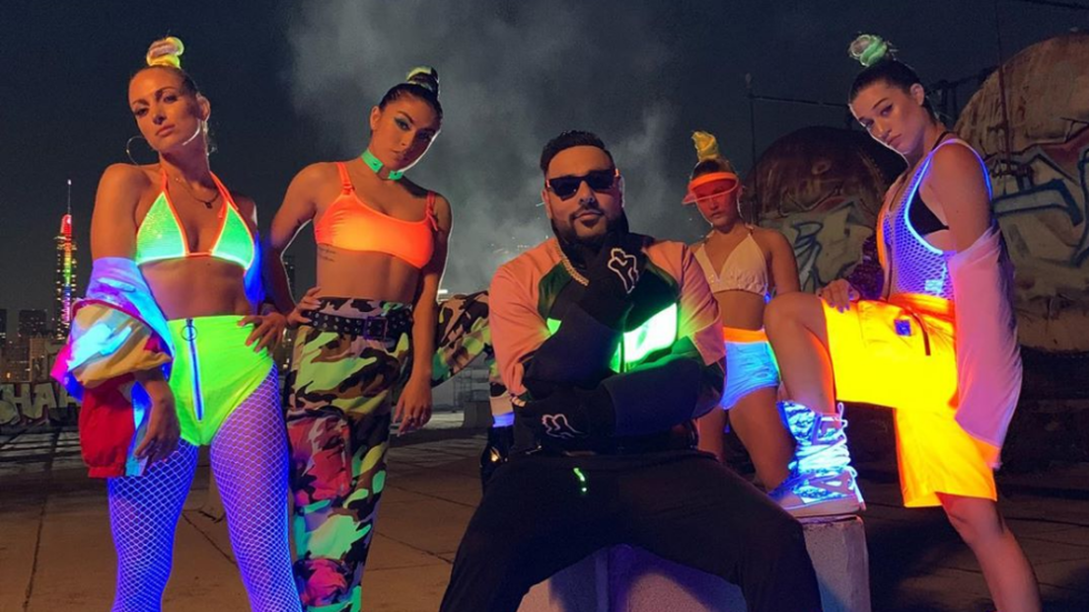 Indian rap star Badshah smashes YouTube record with 76mn views in 1 day