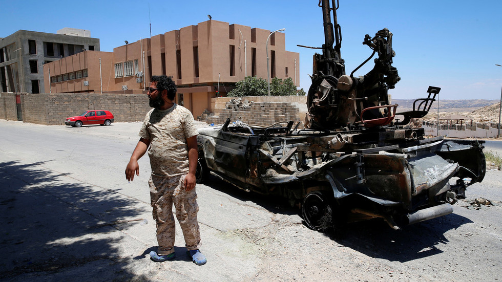 Libya's warring governments fight on battlefield… and in DC lobbying halls