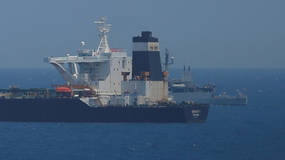 UK to facilitate release of Iran's oil tanker if its destination is not Syria – Hunt