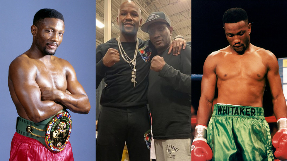 'One of the best to ever do it': Mayweather, boxing world ...