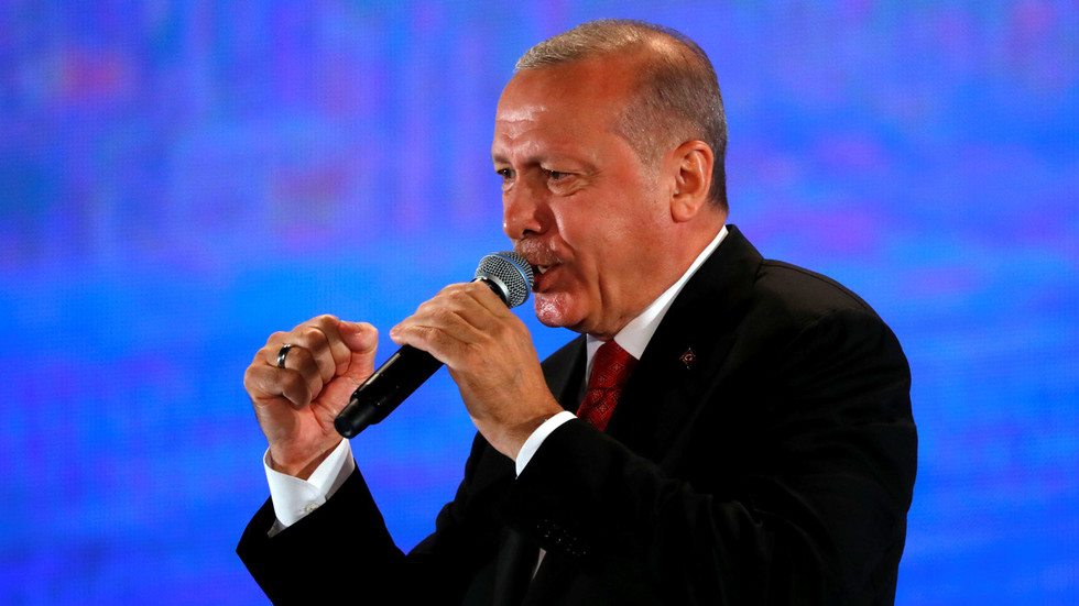 Erdogan hails Russian S-400 delivery, wants to 'go much further' and make weapons with Russia