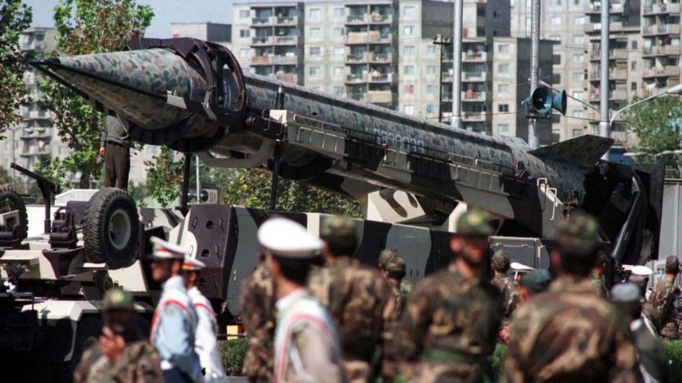 Iran denies Pompeo claim that it is ready to negotiate ballistic