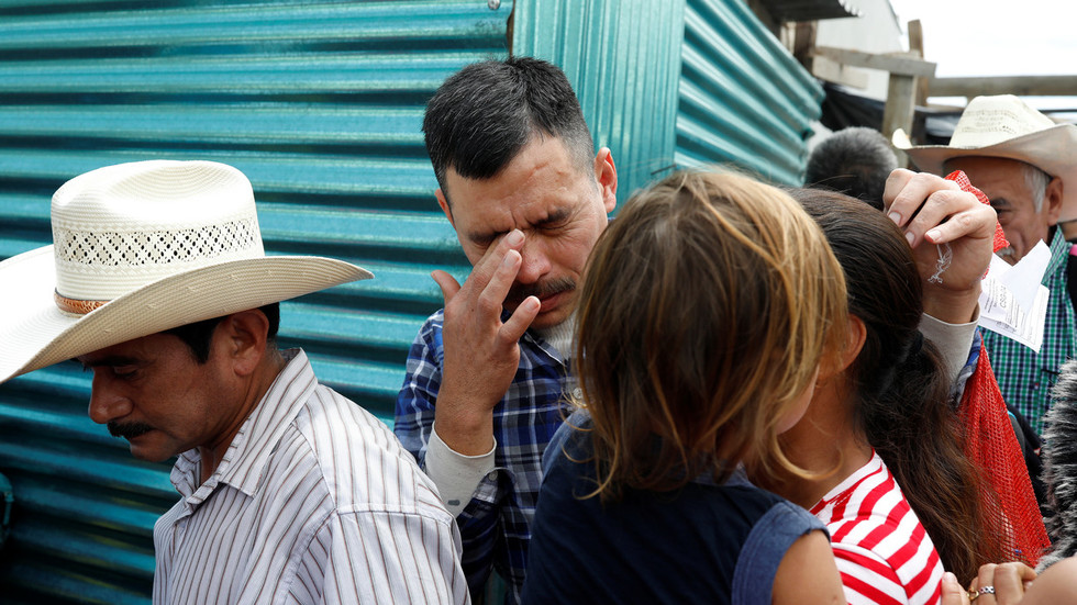 US to divert funds from 'poor Central American children' to pay Guaido salaries, propaganda – report
