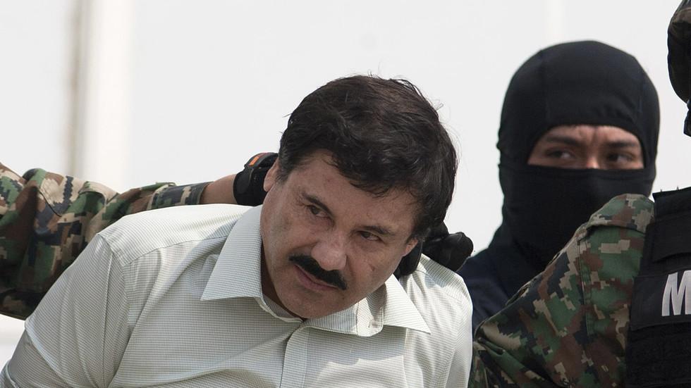 Drug kingpin 'El Chapo' sentenced to life in US prison