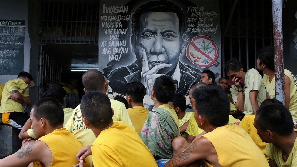 Duterte snubs UN human rights panel, says he'll 'only face a trial in a Philippine court'
