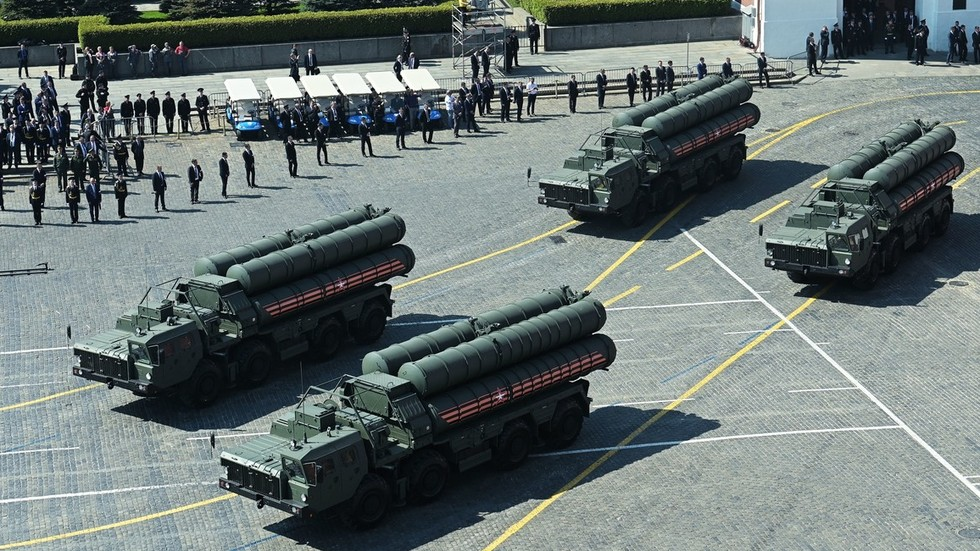 US discontent over Turkey's purchase of Russian S-400s is 'sign of true competition'
