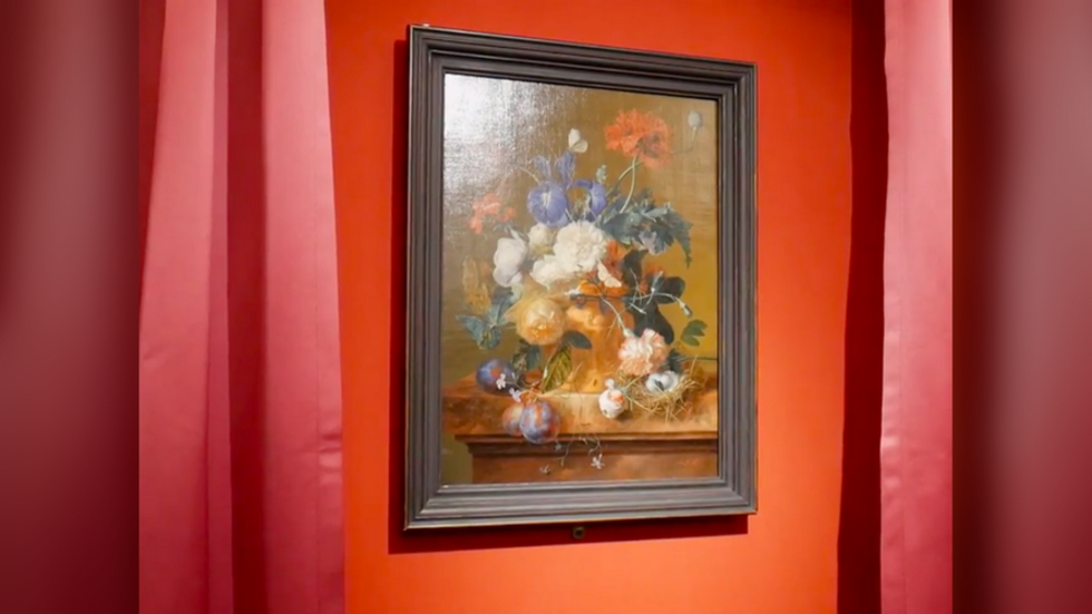 'Great day for all humanity': Nazi-looted artwork finally returned to Italy after 75yrs