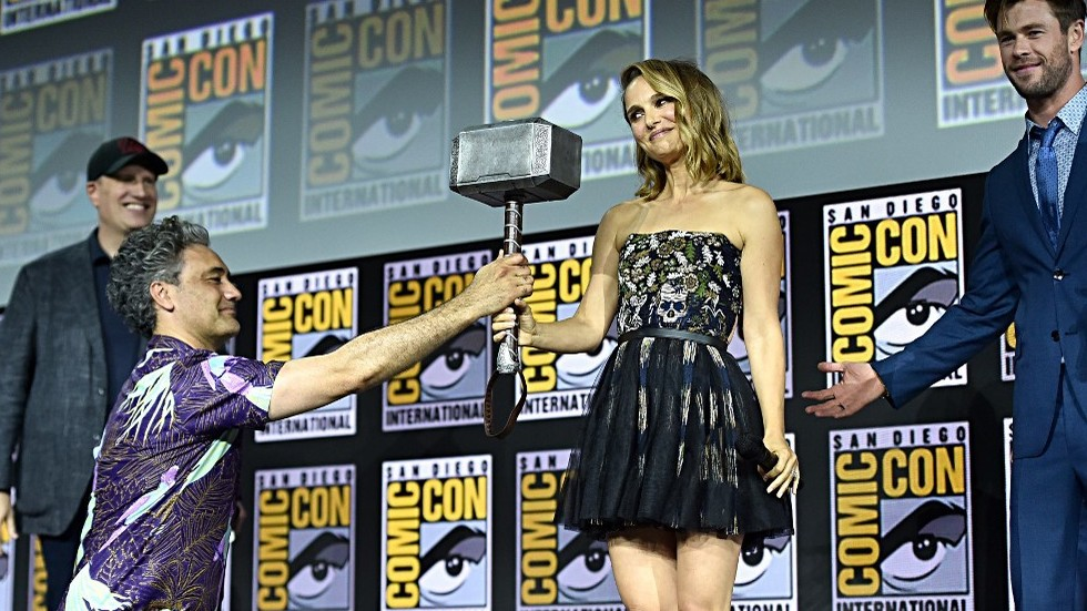 'This is too much': News of Natalie Portman as female Thor divides film franchise fans