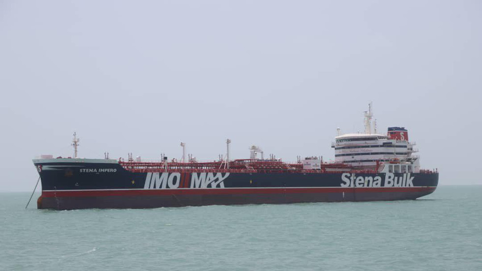 British tanker was in Omani waters, Iran violated intl law by seizing it – UK Shipping Chamber