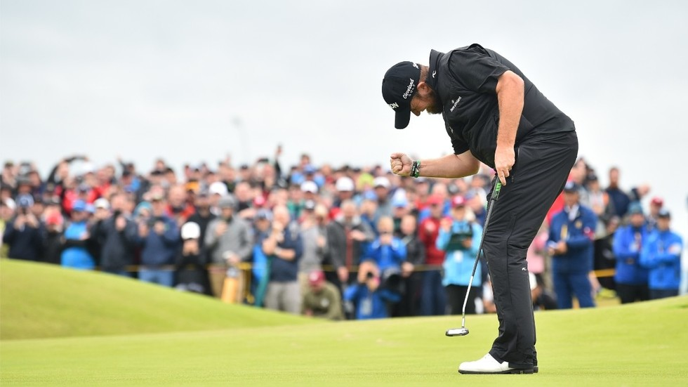 The Open 2019: Shane Lowry romps to title with six-shot victory at Portrush