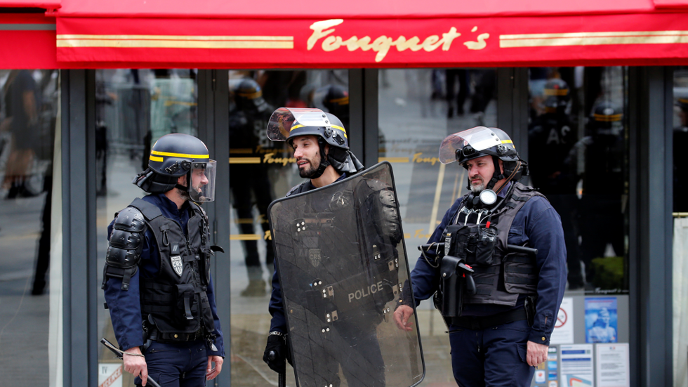 Political pawns? Wives of French police officers demand govt action amid suicide epidemic