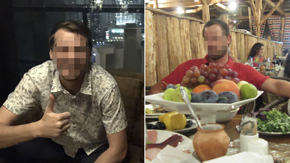 Iranian media releases 1st PHOTOS of 'captured CIA-linked spies'
