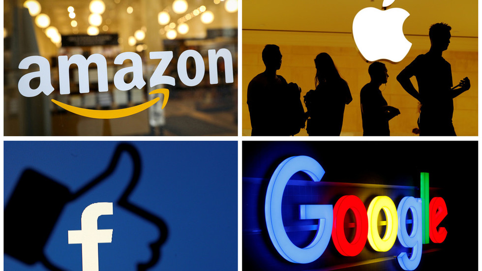 Big Tech 'monopolies' targeted in sweeping new antitrust probe by US Justice Department