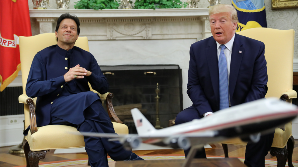 Khan's WH visit: Trump needs Pakistan to help end war in Afghanistan, but what can Washington offer?