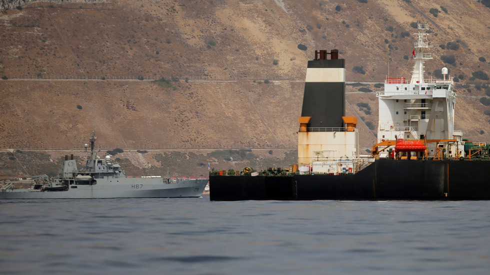 Royal Navy to protect British ships in Strait of Hormuz – ministry