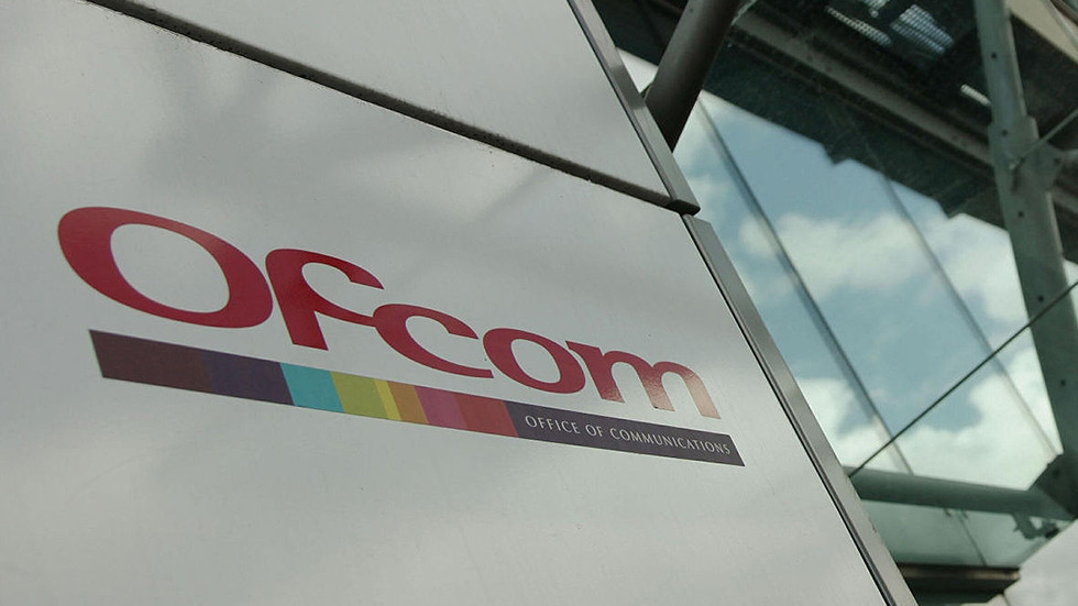 Ofcom's £200,000 fine against RT 'inappropriate and disproportionate'