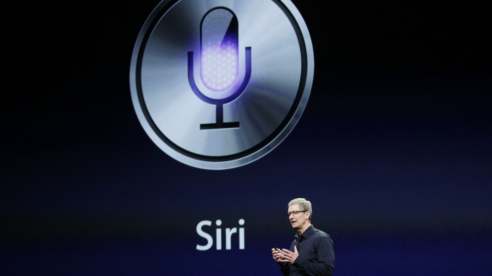 Siri 'regularly' records sex encounters, sends 'countless' private moments to Apple contractors